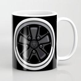 Wheel Design Retro Fuchs Felge Coffee Mug