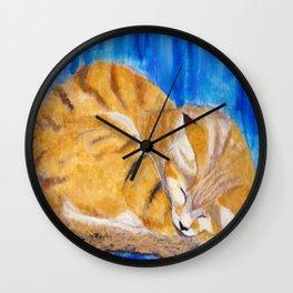 Felis Margarita Wall Clock
