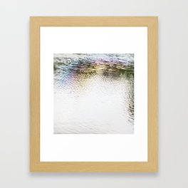 Rainbow H20 Framed Art Print
