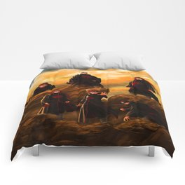 the pain Comforters