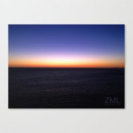 Unfathomable III Canvas Print