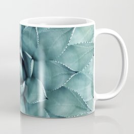 Aloe Green Agave Coffee Mug