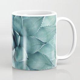 Aloe Green Agave Coffee Mug