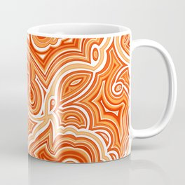 Red Agate Coffee Mug