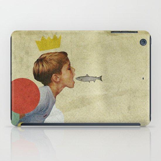 E.A.T | Collage iPad Case