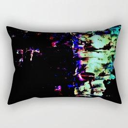 Light ripples Rectangular Pillow