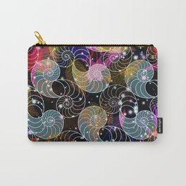 C13D Seashell Sparkle Carry-All Pouch