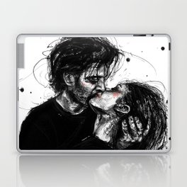 The Power of Love Laptop & iPad Skin