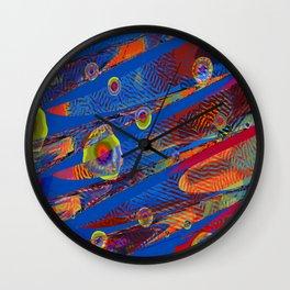 Zig Zag Magic 2 Wall Clock