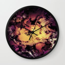 A repeated immersion Wall Clock