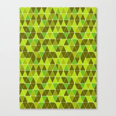 Prism - Sage Canvas Print