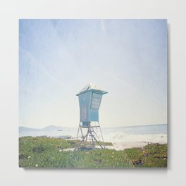 California Summer Metal Print