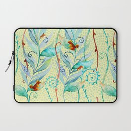 froggy succulents Laptop Sleeve