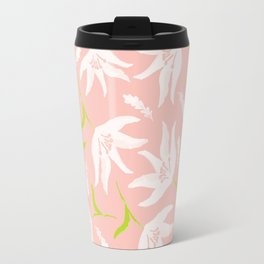 lightpinkflower Travel Mug