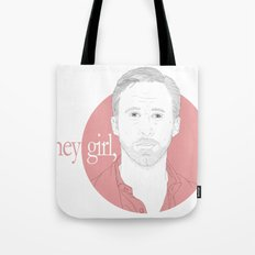 Hey Girl, Tote Bag