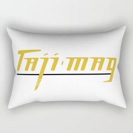 Taji Mag III Rectangular Pillow