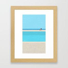 pool-3 Framed Art Print