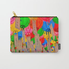 Gathering Lanterns Carry-All Pouch