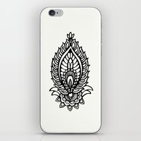 mini iPhone & iPod Skins featuring Mini  by farah allegue
