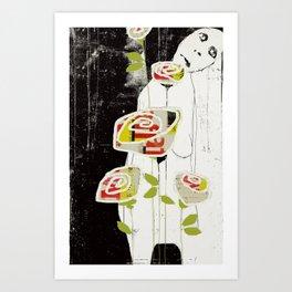 « sans titre » Art Print