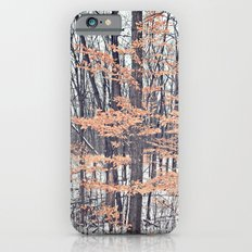 Snow in the Woods Slim Case iPhone 6s