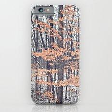 Snow in the Woods iPhone 6s Slim Case