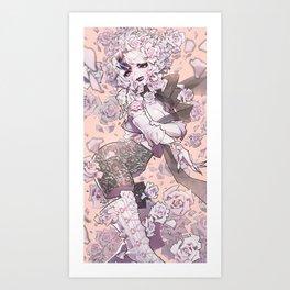 alabaster Art Print