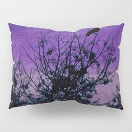 Raven Sentinel Pillow Sham