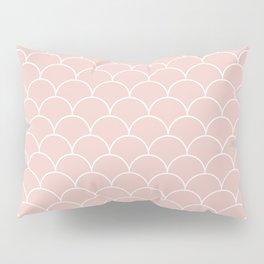 Scallops Quartz Pillow Sham