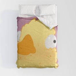 The Derpy Duckling Comforters