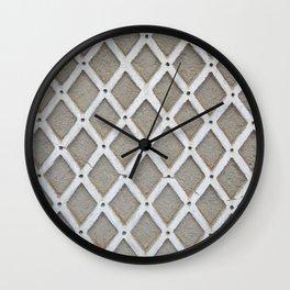 Abades 1 Wall Clock