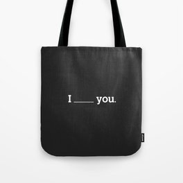 NO FEELING IS PERMANENT Tote Bag