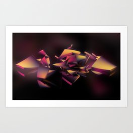 Husk 02 Art Print