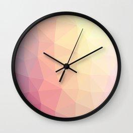 GEOMETRIC III Wall Clock