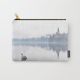 The Mists of Lake Bled Carry-All Pouch