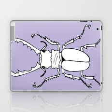 It's a stag beetle, I have no clever name for this.. Laptop & iPad Skin
