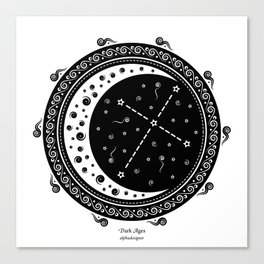 Dark Ages Canvas Print