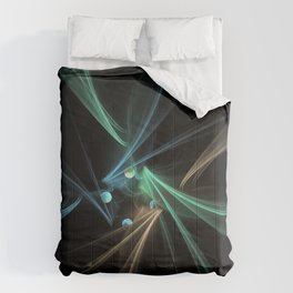 Fractal Convergence Comforters