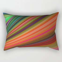 Dream Curves Rectangular Pillow