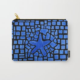 Cobblestone Star Carry-All Pouch