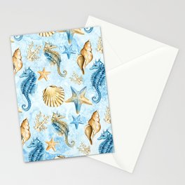 Sea & Ocean #1 Stationery Cards
