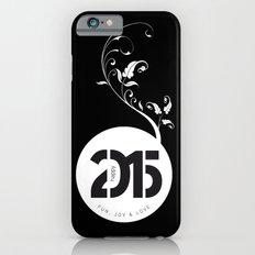 Happy New Year 2015 iPhone 6s Slim Case