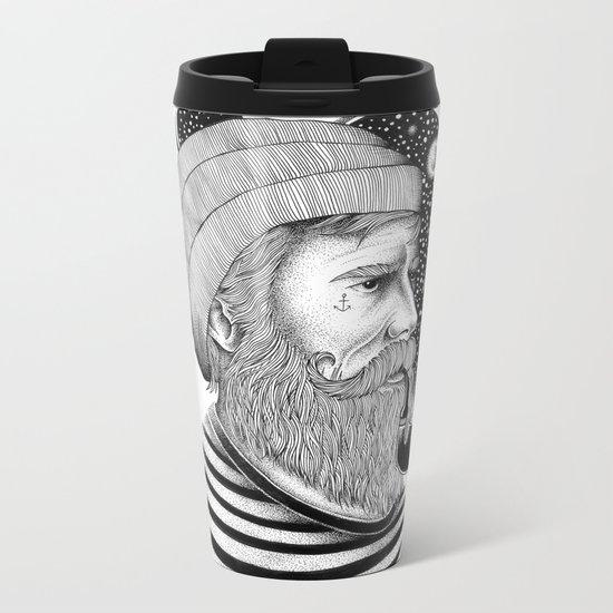 SAILOR 2 Metal Travel Mug