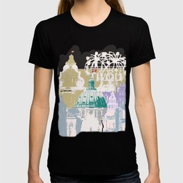 Copenhagen Collage T-shirt