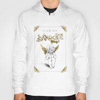 baroque Hoodies featuring so Baroque by Stephanie Sanchez