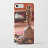 buddhism iPhone & iPod Cases featuring Buddhism by raydenxxx