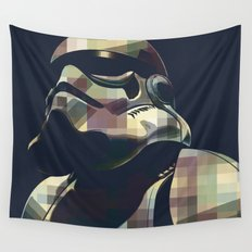 Star War | Storm Trooper Color Square * Movies Inspiration Wall Tapestry