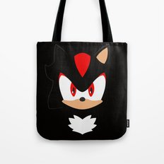 Shadow the Hedgehog Tote Bag