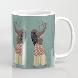 Belly dancer 1 Coffee Mug