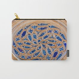 rose window Carry-All Pouch